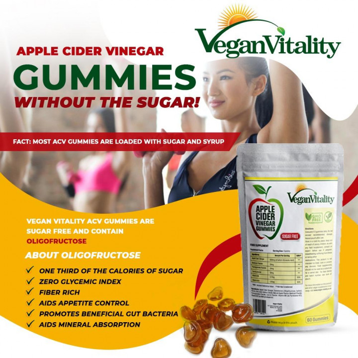 Apple Cider Vinegar Gummies Uk