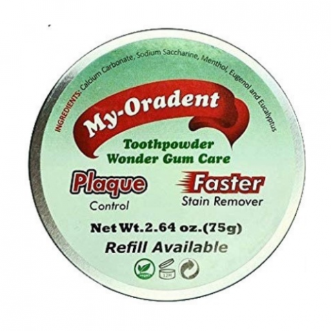 My Oradent Toothpowder Ltd